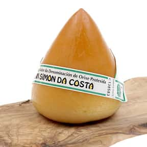 San Simon Da Costa is listed (or ranked) 18 on the list The Best Semi-Soft Cheese