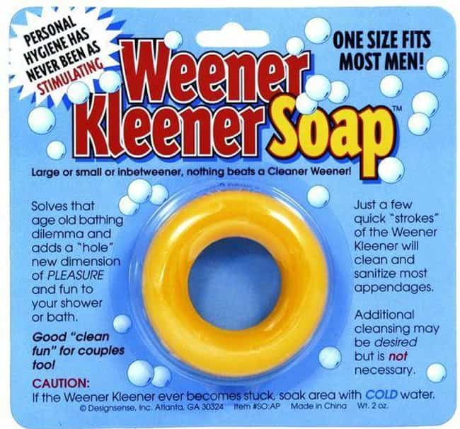 Tool Cleaner is listed (or ranked) 1 on the list Inappropriate As Seen on TV Products That Would Make Great Gag Gifts