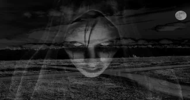Demonic Ghost Appears at Cross... is listed (or ranked) 1 on the list 18 Creepy Ghost Stories and Legends from New Mexico