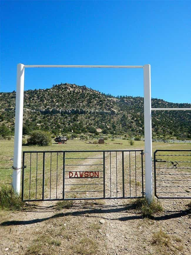 Ghost Town Haunted By Gh... is listed (or ranked) 2 on the list 18 Creepy Ghost Stories And Legends From New Mexico
