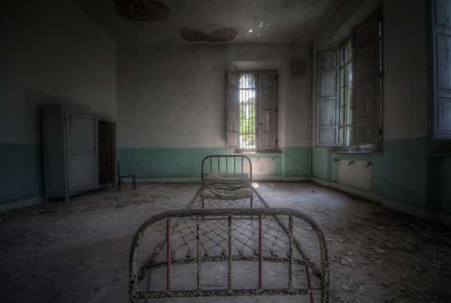 Abandoned Insane Asylum Haunte is listed (or ranked) 16 on the list 18 Creepy Ghost Stories and Legends from New Mexico