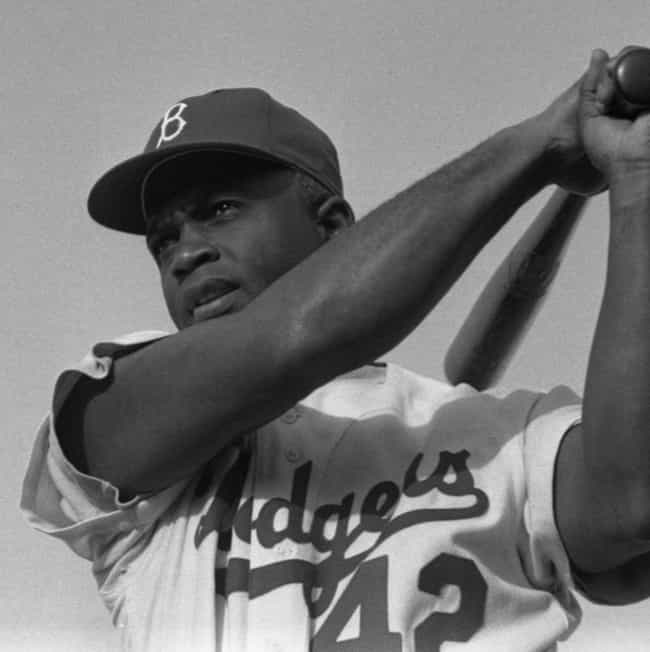 Jackie Robinson's First ... is listed (or ranked) 3 on the list Historic Sporting Events You'd Have to See If You Had a Time Machine