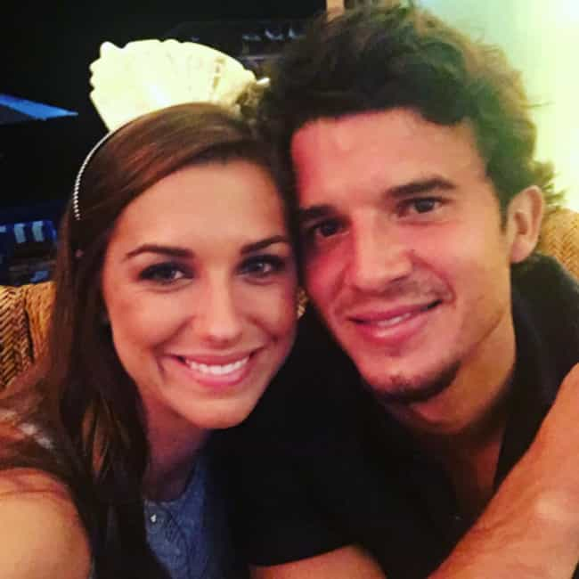 She Met Her Husband Play... is listed (or ranked) 2 on the list Top Alex Morgan Facts You Should Know: Husband, Net Worth, and More