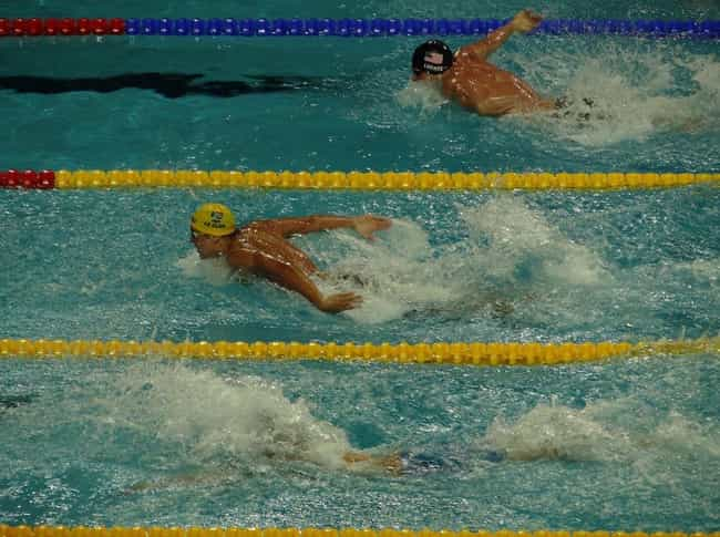 He Beat Michael Phelps is listed (or ranked) 2 on the list Top Chad Le Clos Facts You Should Know: Family, Wins, and More