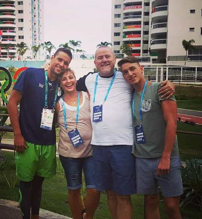 His Parents Are Battling Cance... is listed (or ranked) 3 on the list Top Chad Le Clos Facts You Should Know: Family, Wins, and More
