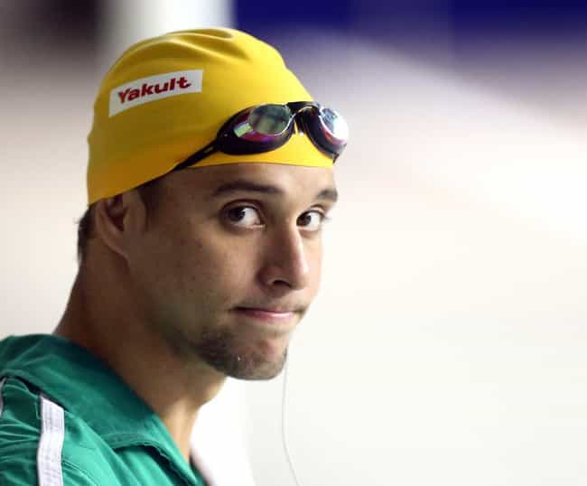 He's Ranked Third in the W... is listed (or ranked) 4 on the list Top Chad Le Clos Facts You Should Know: Family, Wins, and More