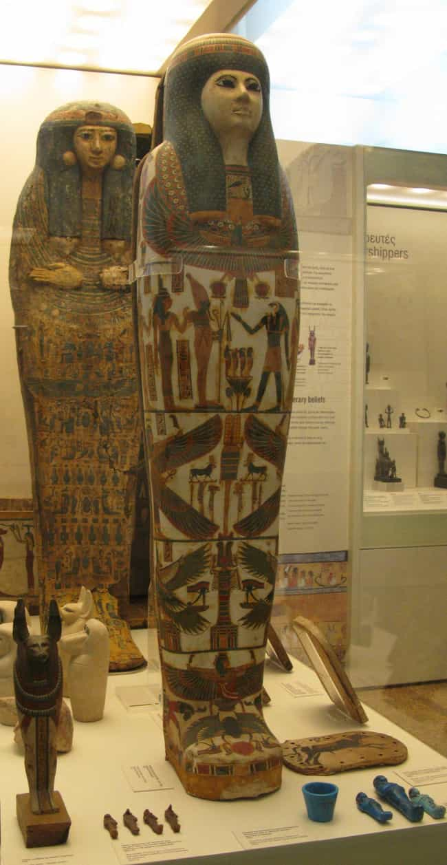 When You Think of Ancient Egypt, You Probably Don't Think About What They  Did In The Bedroom