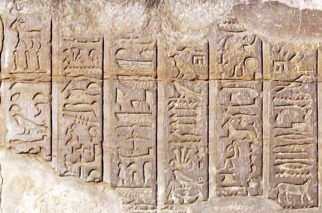 Bestiality Plays A Unique Role... is listed (or ranked) 4 on the list 13 Fascinating Facts About Sex In Ancient Egypt