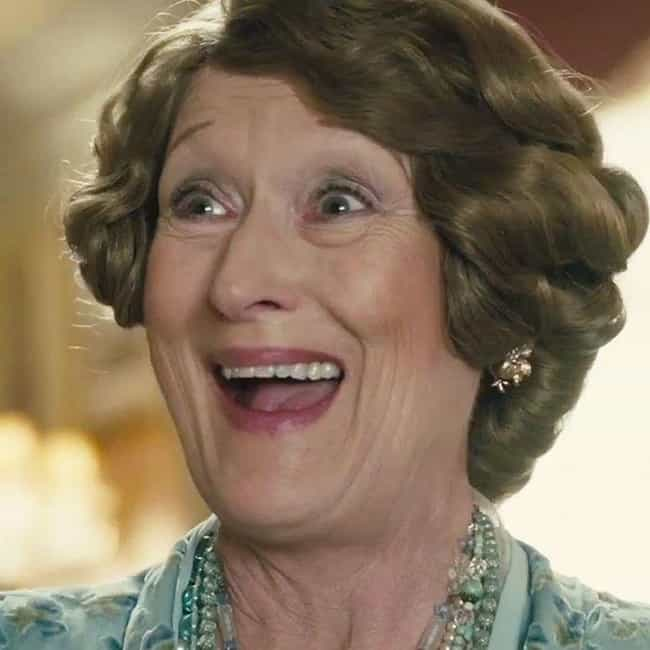 I Had Very High Hopes is listed (or ranked) 3 on the list Florence Foster Jenkins Movie Quotes