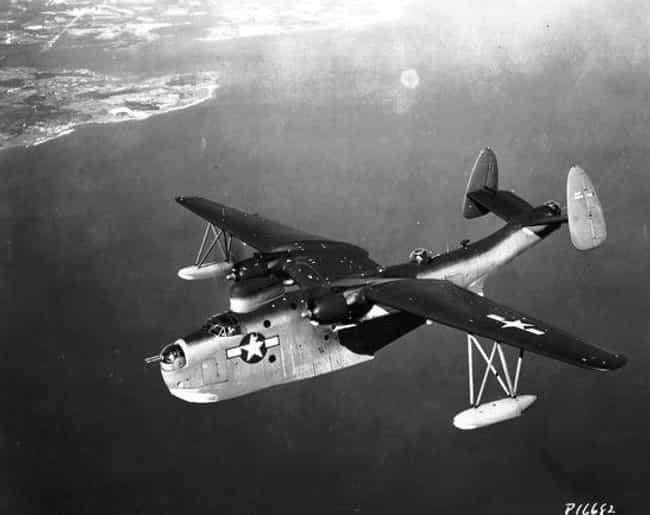 Five US Navy Torpedo Bombers D... is listed (or ranked) 1 on the list 9 Terrifying Stories About the Bermuda Triangle