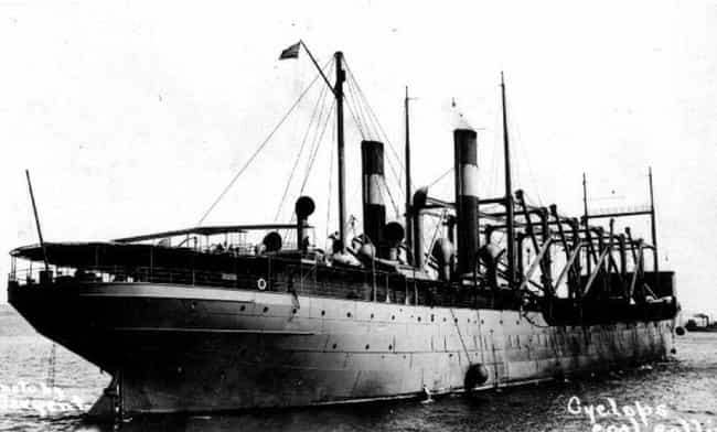 The USS Cyclops Was Doomed fro... is listed (or ranked) 3 on the list 9 Terrifying Stories About the Bermuda Triangle