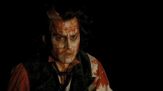 Sweeney Todd and Mrs. Lovett is listed (or ranked) 3 on the list 17 Creepy Fictional Cannibals You'll Be Super Happy Aren't Real
