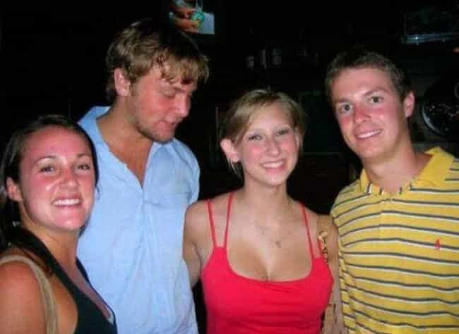22 MORE Dudes Who Were Caught Checking Out Hotties