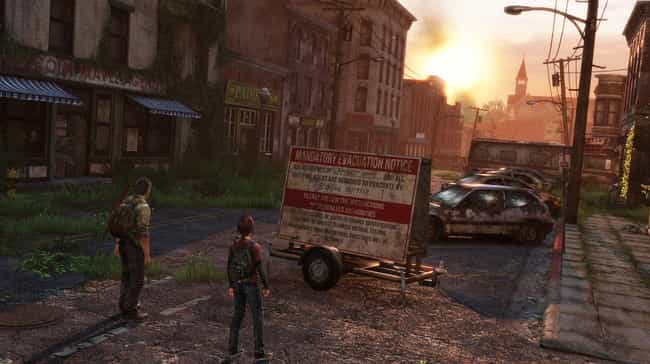 An Earthquake and Tsunam... is listed (or ranked) 6 on the list 10 Crazy The Last of Us Fan Theories That Change the Game
