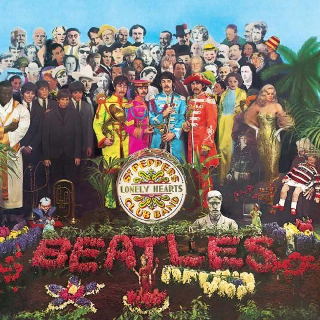 Sgt. Pepper Might Actually Be  is listed (or ranked) 3 on the list 12 Disturbing Stories You Might Not Have Heard About The Beatles