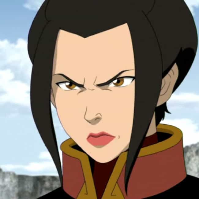 Azula is Left-Handed, a ... is listed (or ranked) 2 on the list 14 Insane Fan Theories About 'Avatar: The Last Airbender'