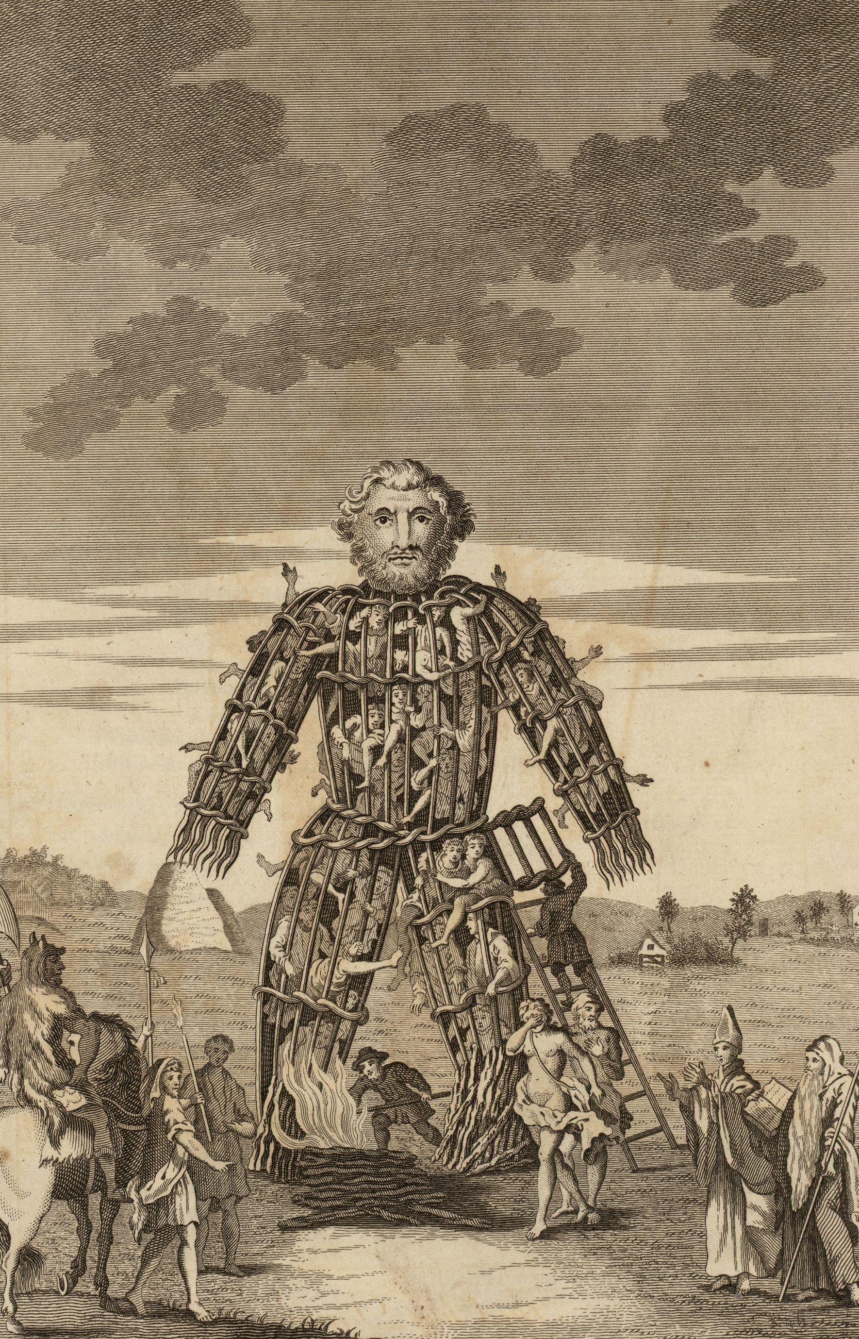 Random Brutal Human Sacrifice Practices Throughout History