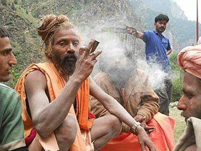 They Practice Cannibalism is listed (or ranked) 1 on the list Fascinating Facts About the Cannibal Aghori Monks of India