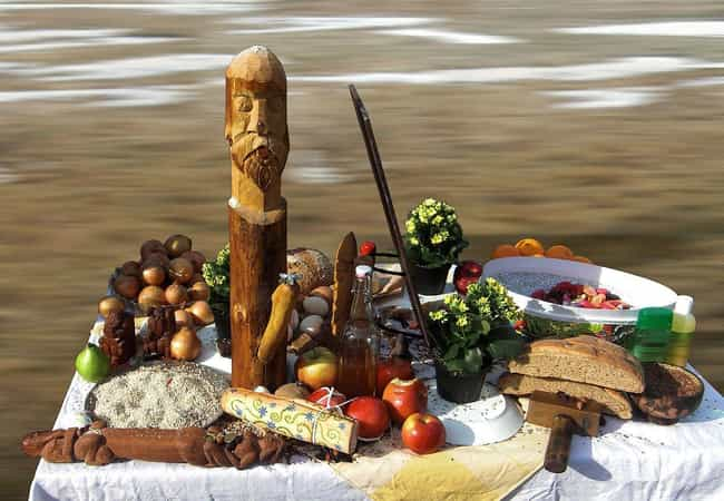 Pagans Believe in Many Gods an... is listed (or ranked) 4 on the list 11 Surprising Facts About Modern Paganism