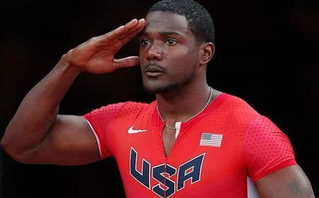 He Was Suspended for Using Per... is listed (or ranked) 1 on the list 8 Justin Gatlin Facts You Should Know: Doping Bans, Education & More