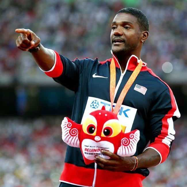 Wins and Records is listed (or ranked) 4 on the list 8 Justin Gatlin Facts You Should Know: Doping Bans, Education & More