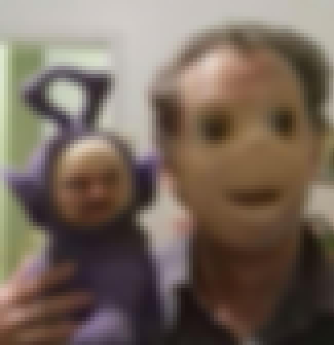 Tele Hubby is listed (or ranked) 3 on the list 24 Downright Terrifying Doll Face Swaps