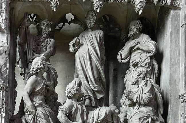 Canaanite Polytheism Consolida... is listed (or ranked) 4 on the list 12 Fascinating Religions That Have Died Out - And Some That Came Back