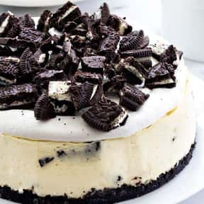 Oreo Cheesecake is listed (or ranked) 1 on the list The Best Kinds of Cheesecake