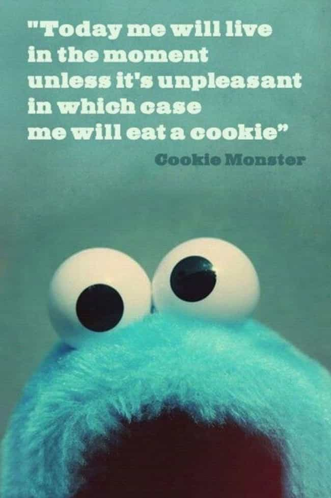 "One Smart Cookie is listed (or ranked) 3 on the list 22 Perfect Examples of ""Words to Live By"""