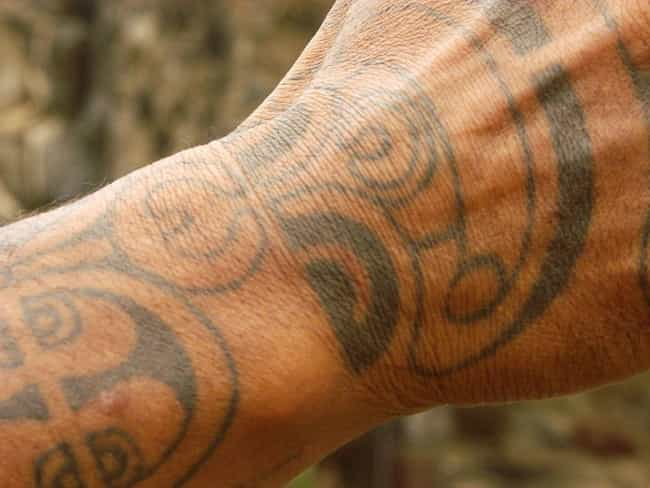 Girls Would Get Tattoos ... is listed (or ranked) 1 on the list Crazy Interesting Tattoo Practices from Indigenous Cultures Around the World