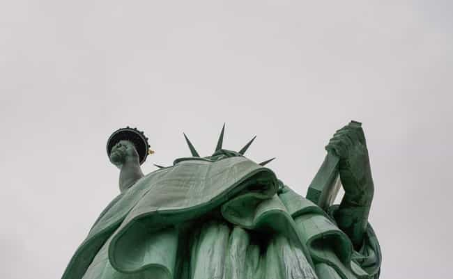 Robe: A Symbol of Libert... is listed (or ranked) 3 on the list All of the Symbols on the Statue of Liberty, Explained