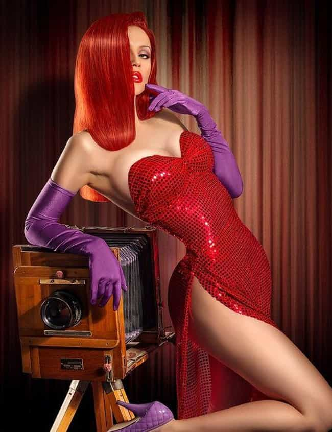 Down the Rabbit Hole is listed (or ranked) 4 on the list Women Who Are Basically Jessica Rabbit in Real Life