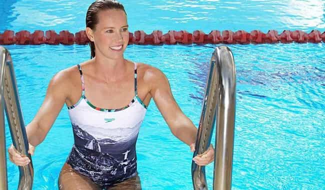 The 40 Hottest Female Swimmers - ViraLuck
