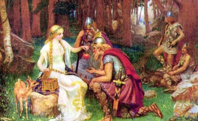 Adultery Was Common is listed (or ranked) 2 on the list Crazy Things You Didn't Know About Vikings' Sex Lives