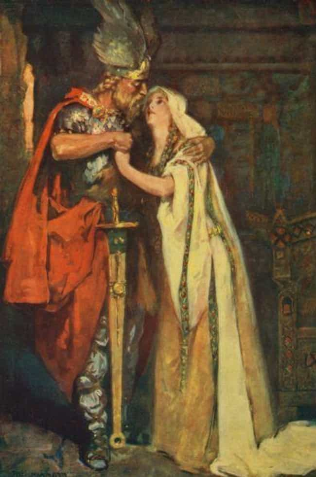 Those Who Did Not Marry ... is listed (or ranked) 4 on the list Crazy Things You Didn't Know About Vikings' Sex Lives