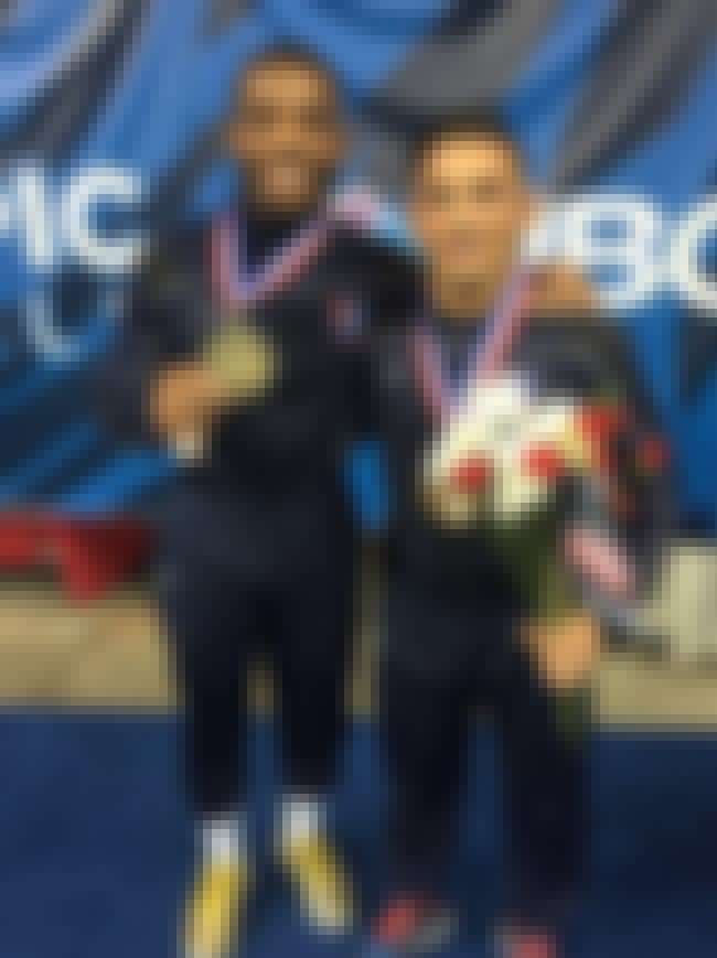 He's One of Three U.S. Wre... is listed (or ranked) 4 on the list 8 Jordan Burroughs Facts You Should Know: Wife, Wrestling Record, and More