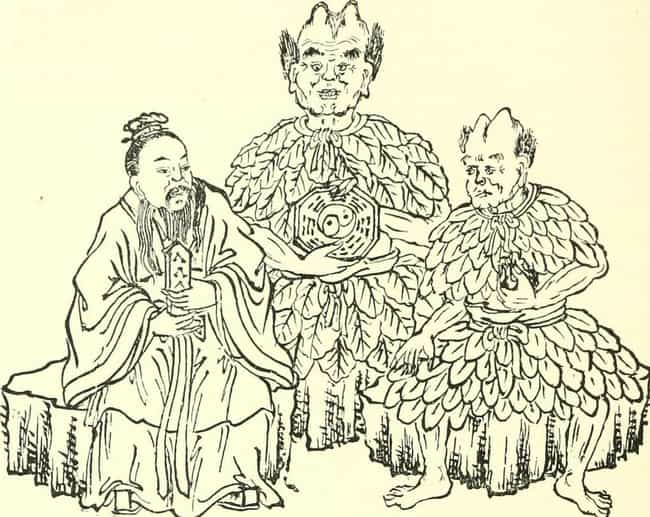 Taoism: The World Is Basically... is listed (or ranked) 3 on the list The Weirdest Creation Myths from Religions Around the World