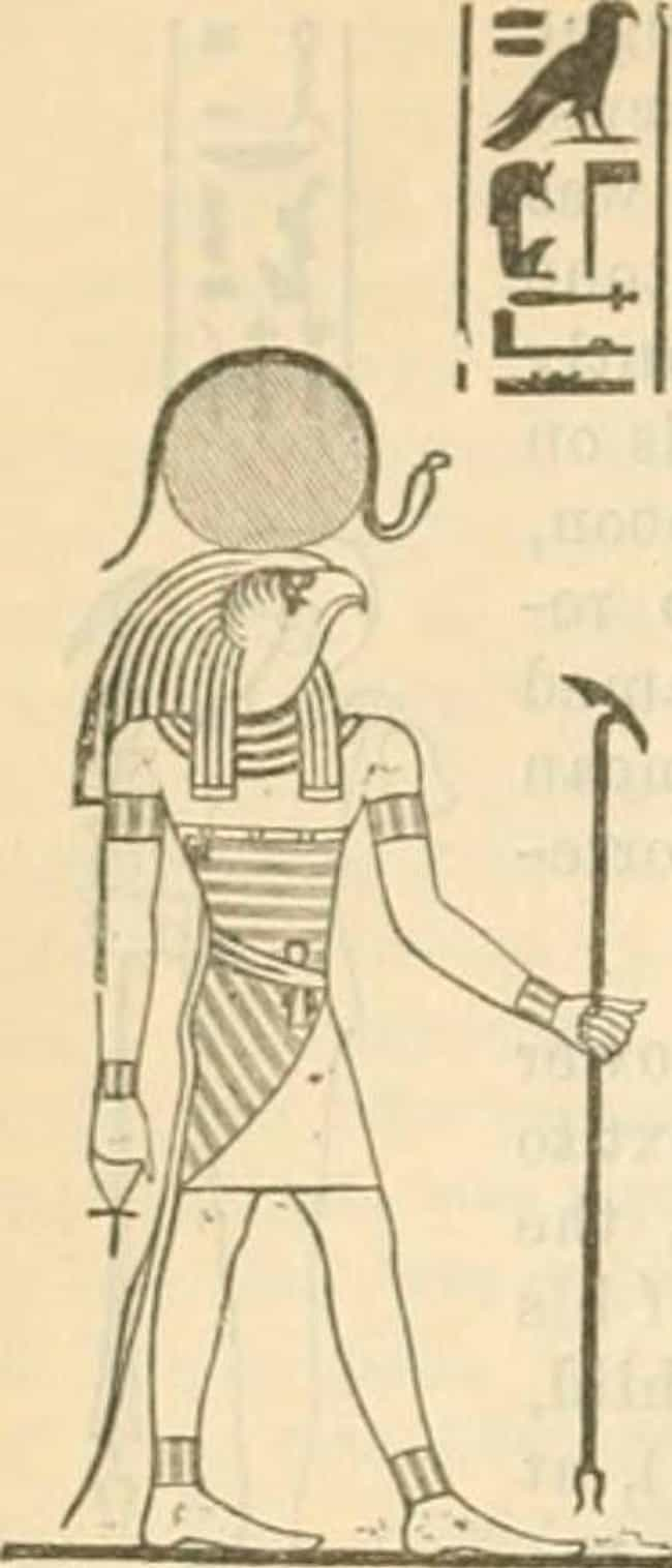Ancient Egypt: The World Was F... is listed (or ranked) 2 on the list The Weirdest Creation Myths from Religions Around the World