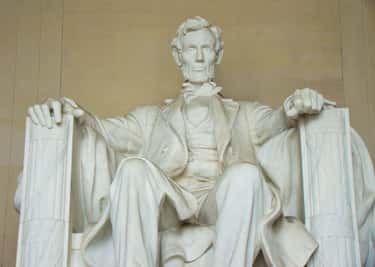 There Are Fasces All Over the Lincoln Memorial