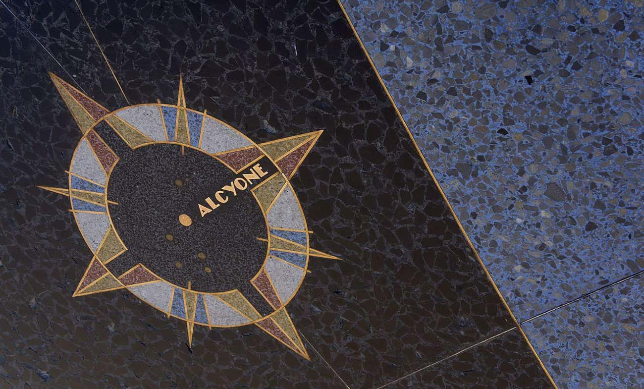The Hoover Dam Features a Cryp is listed (or ranked) 3 on the list Symbols Cleverly Hidden In US Landmarks