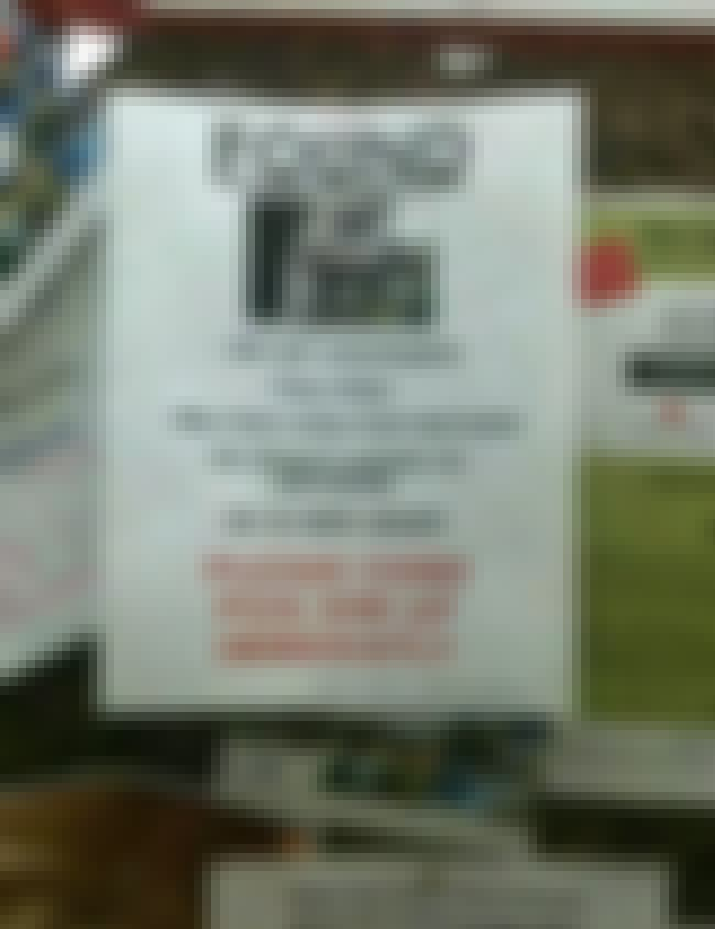 Clever Girl is listed (or ranked) 4 on the list 22 Hilarious Fliers Found on College Campuses