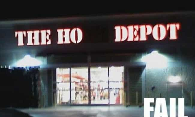My Kinda Depot! is listed (or ranked) 2 on the list The Funniest Moments in Home Depot History