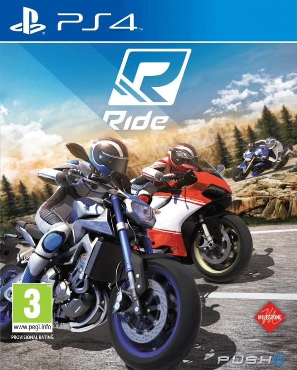 RIDE on Random Best PS4 Racing Games
