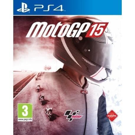 MotoGP 15 on Random Best PS4 Racing Games