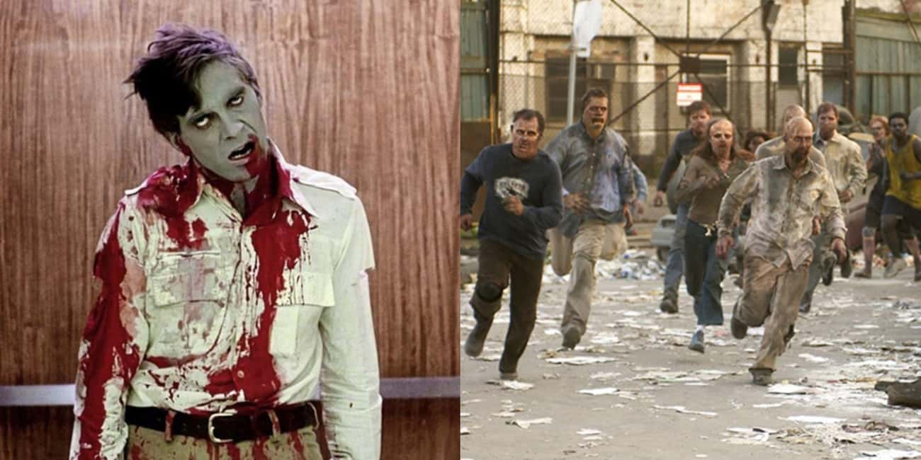 The Undead (Dawn of the Dead) is listed (or ranked) 1 on the list Famous Villains Whose Looks Have Totally Changed