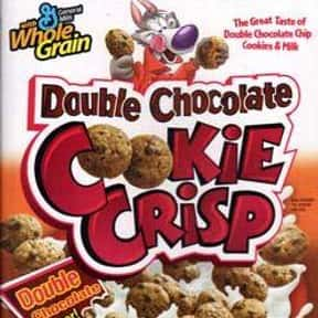 Double Chocolate Cookie Crisp is listed (or ranked) 11 on the list The Best Chocolate Cereal
