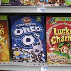 Oreo O's is listed (or ranked) 4 on the list The Best Chocolate Cereal
