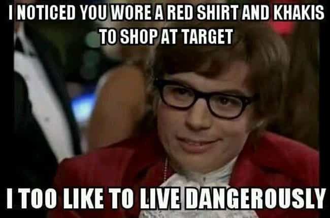 If the Shirt Fits is listed (or ranked) 4 on the list The Greatest Moments in Target History