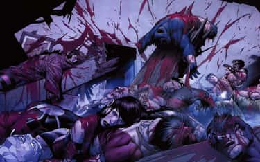 Mysterio Tricks Wolverine Into Slaying Pretty Much Everyone