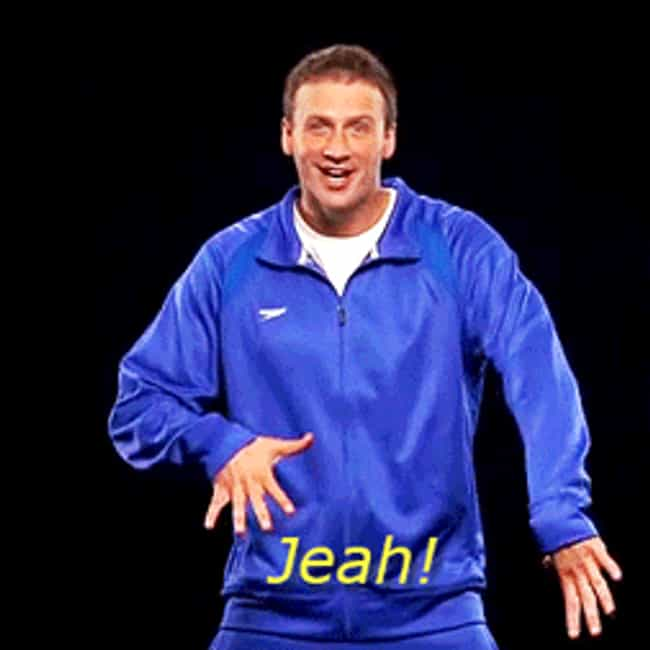 """""""Jeah"""" Is His Catchphr... is listed (or ranked) 2 on the list Things That Might Mean Ryan Lochte Is a Total Douche"""